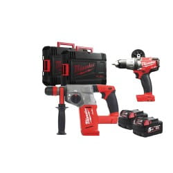 Набор инструментов Milwaukee M18 FSET2B-502X Set Power Pack IN2