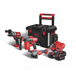 Набор инструментов Milwaukee M18 FUEL FPP4A-503P