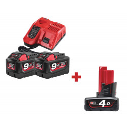 Энергокомплект Milwaukee M18 NRG-902
