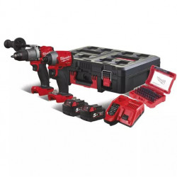 Набор инструментов Milwaukee M18 FUEL FPP2A2-502P