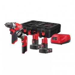 Набор инструментов Milwaukee M12 FPP2AW-422P