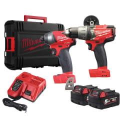 Набор инструментов M18 FPP2F-502X Set Power Pack IN2