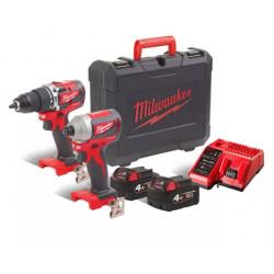 Набор инструментов Milwaukee M18 CBLPP2A-402C