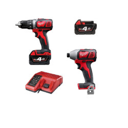 Набор инструментов Milwaukee M18 BPP2D-402C
