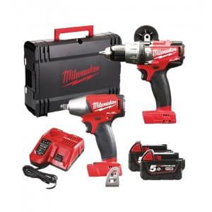 Набор инструментов Milwaukee M18 FPP2B-502X