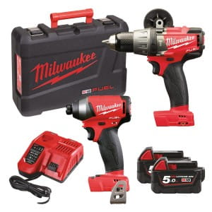Набор инструментов Milwaukee M18 FUEL FPP2A-502X