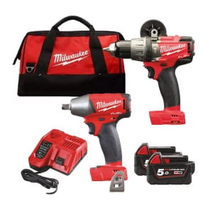 Набор инструментов Milwaukee M18 FUEL FPP2B-502X