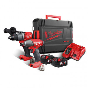 Набор инструментов Milwaukee M18 FUEL FPP2C2-502X