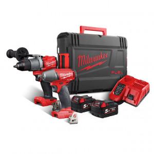 Набор инструментов Milwaukee M18 FUEL FPP2C2-502X