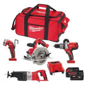 Набор инструментов Milwaukee HD28 Pack B-502В