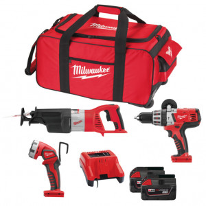 Набор инструментов Milwaukee HD28 Pack D-502В