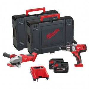 Набор инструментов Milwaukee HD28 Pack H-502X