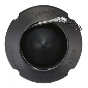 Трос с барабаном для прочистной машины Milwaukee 8 мм x 7.6 м подвижный