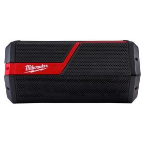 Аккумуляторный динамик беспроводной с Bluetooth Milwaukee M12-18 JSSP-0