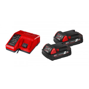 Энергокомплект Milwaukee M18 NRG-202 4933459213