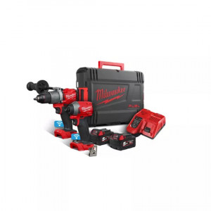 Набор инструментов Milwaukee M18 FUEL ONEPP2A2-502X ONE-KEY