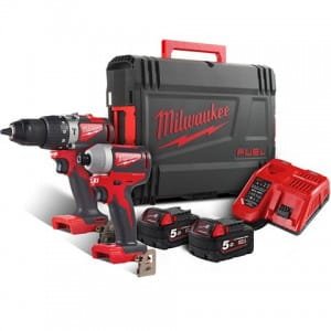 Набор инструментов Milwaukee M18 BLPP2A2-502X