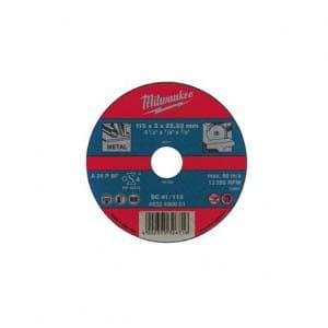 Отрезной диск по металлу Milwaukee SC 41 / 230 x 22.2 x 3 мм (1шт)