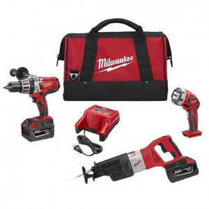 Набор инструментов Milwaukee HD28 Pack D