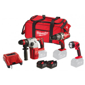 Набор инструментов Milwaukee HD28 Pack G