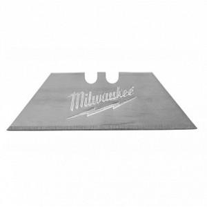 Сменное лезвие трапециевидное Milwaukee универсальное (50шт)