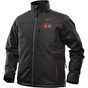 Куртка c электроподогревом премиальная Milwaukee M12 HJ BL4-0 (L)