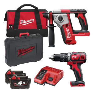 Набор инструментов Milwaukee M18 BPP2E-402B
