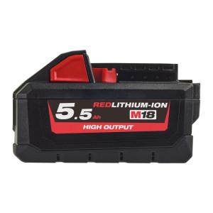 Аккумулятор Milwaukee M18 HB5.5 5.5 Ач
