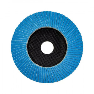 Лепестковый диск Milwaukee Zirconium 125 мм/ зерно 120