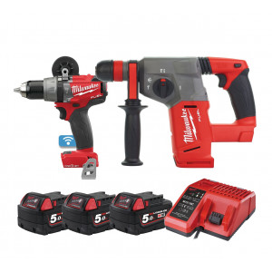 Набор инструментов Milwaukee M18 FUEL ONEPP2F-503X