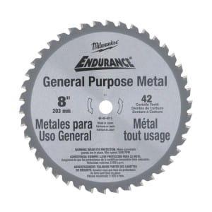Диск для циркулярных пил по металлуMilwaukee F 203 x 15.87 x 42 мм (1шт)