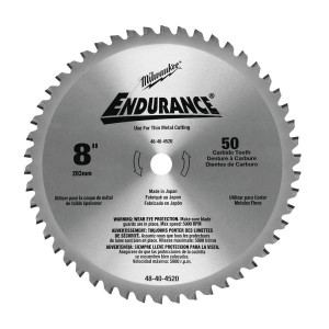 Диск для циркулярных пил по металлу Milwaukee F 203 x 15.87 x 50 мм (1шт)