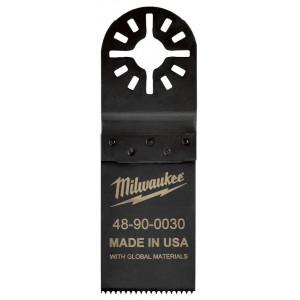 Полотно для врезного шлифования Milwaukee 32 мм (10шт)
