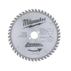 Диск для циркулярных пил по дереву Milwaukee WCSB 210 x 30 x 48 (1шт)