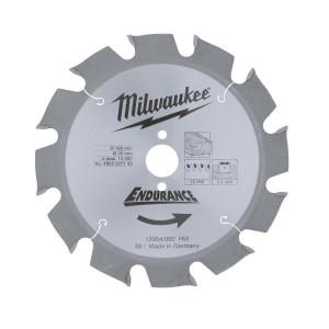Диск для циркулярных пил по дереву Milwaukee WCSB 160 x 20 x 12 (1шт)