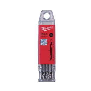 Сверло по металлу двухстороннее Milwaukee HSS-G DIN1412 4.2x 55 мм (10шт)