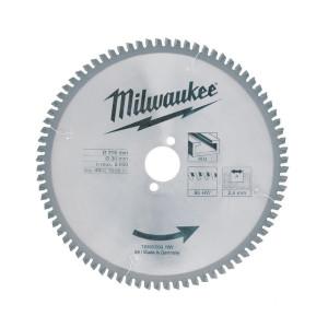 Диск для торцовочной пилы Milwaukee WCSB 216 x 30 x 80 (1шт)