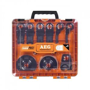Набор насадок AEG (11шт) для мультитул