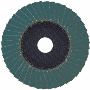 Лепестковый диск Milwaukee Zirconium 125 мм/ зерно 80 (1шт)