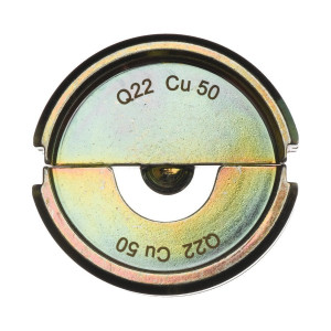 Матрица Milwaukee Q22 CU 50 (1шт)