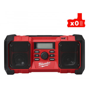 Аккумуляторное радио Milwaukee M18 JSR DAB+-0