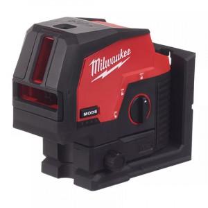 Аккумуляторный лазерный нивелир Milwaukee M12 CLLP-0
