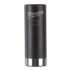 Головка Milwaukee ShW 1/4 12 мм удлиненная ударная (1шт)