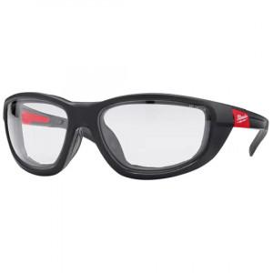 Очки защитные Milwaukee PREMIUM прозрачные