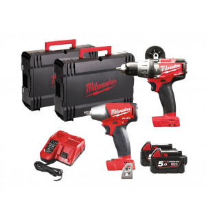 Набор инструментов Milwaukee M18 FPP2G-502X Set Power Pack IN2