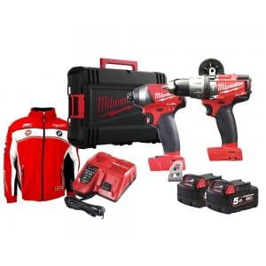 Набор инструментов Milwaukee M18 FPP2F-502X Set Power Pack IN2