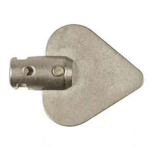 Лопаточный наконечник Milwaukee 38 мм