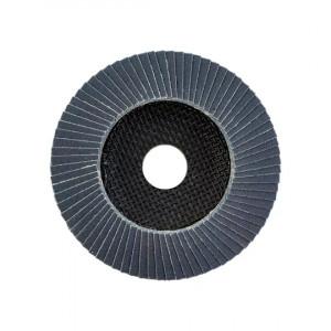Лепестковый диск Milwaukee Zirconium 125 мм/ зерно 40