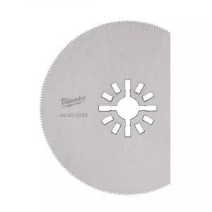 Полотно для мультитул для резки заподлицо, дерева, пластика Milwaukee 80 мм (1шт)