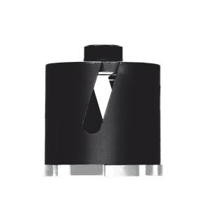 Коронка алмазная для сухого сверления Milwaukee DCH 68 x 90 мм (1шт)